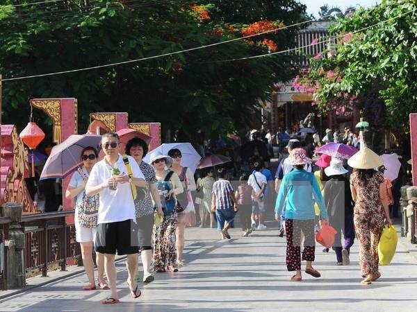 2019年8月越南接待国际游客达151万人次 hinh anh 1