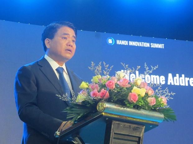 2019年河内创新创业论坛:激发创新创业精神促进企业互联互通 hinh anh 1