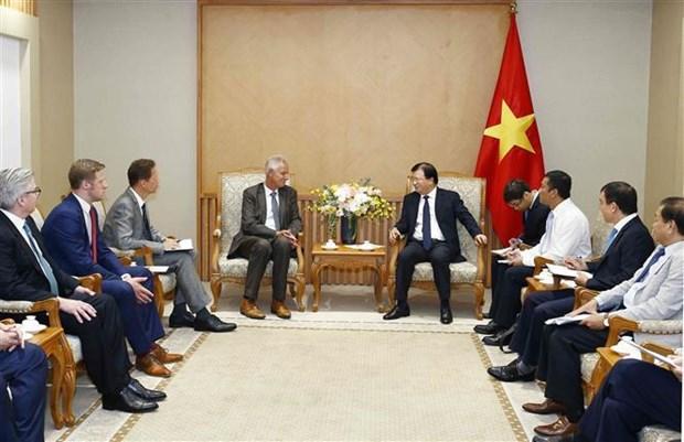 越南鼓励德国企业合作发展可再生能源 hinh anh 1