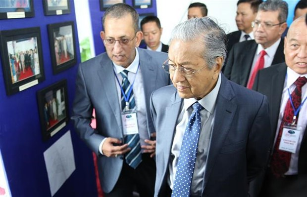 马来西亚总理结束对越南进行的正式访问 hinh anh 3
