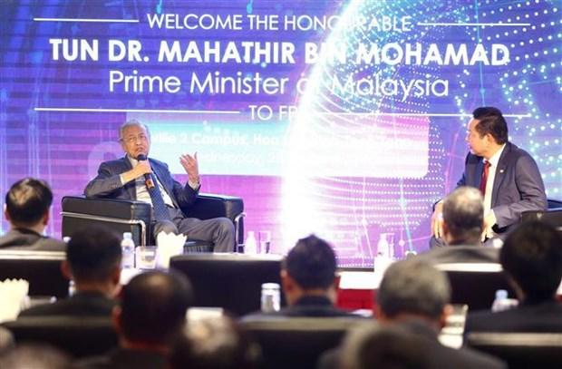 马来西亚总理结束对越南进行的正式访问 hinh anh 4
