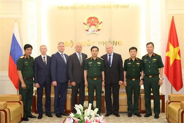 俄罗斯继续协助越南保护胡志明主席遗体 hinh anh 2