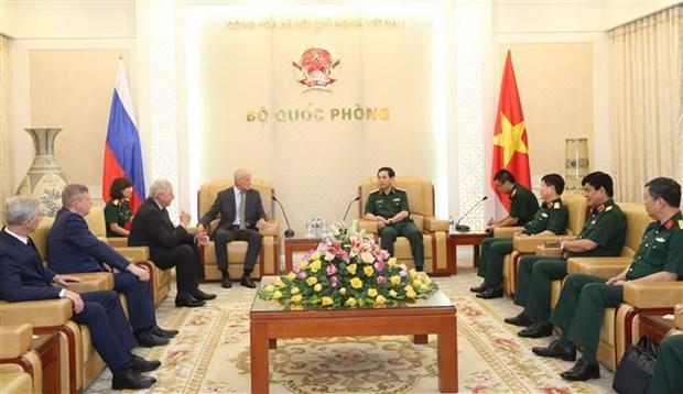 俄罗斯继续协助越南保护胡志明主席遗体 hinh anh 1