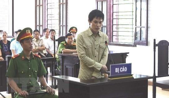 老挝籍被告人贩运300公斤毒品获死刑 hinh anh 1
