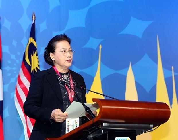 越南与泰国深化战略伙伴关系 hinh anh 1