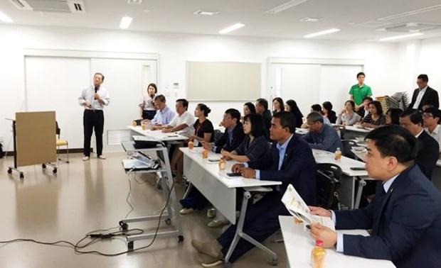 广宁省加强在日本的投资促进工作 hinh anh 1