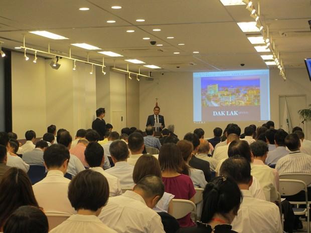 越南企业在日本寻求经营合作机会 hinh anh 1