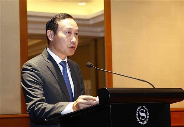 越南东盟第三阶段一体化倡议工作计划开展情况国家磋商会举行 hinh anh 2