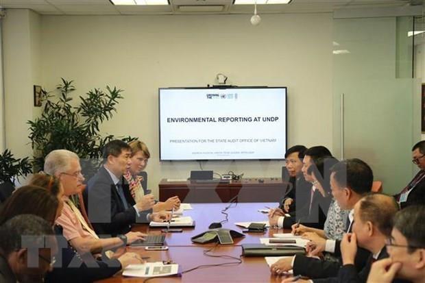 越南希望联合国开发计划署协助提高千年发展目标审计能力 hinh anh 1