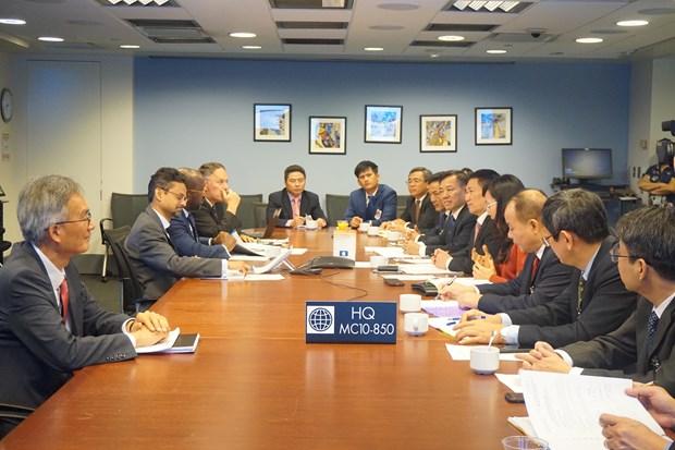 加强越南国家审计署与世行的合作 hinh anh 1