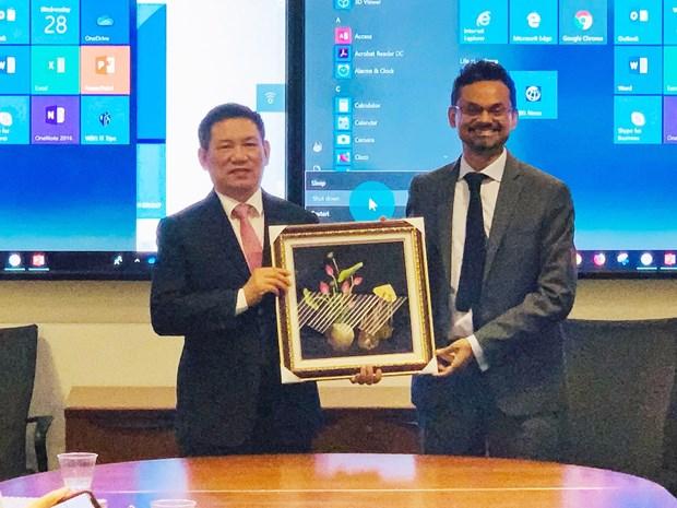 加强越南国家审计署与世行的合作 hinh anh 2