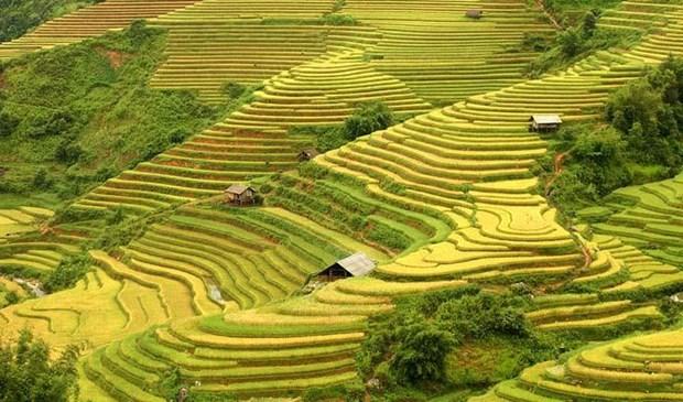 越南景观跻身世界最美丽照片选集 hinh anh 1