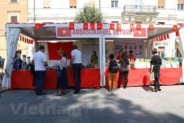 越南参加意大利国际辣椒博览会 hinh anh 2