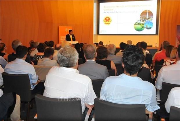 比利时安特卫普省深化与越南的贸易合作 hinh anh 1