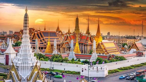 泰国继续降低境外游客人数预期 hinh anh 1