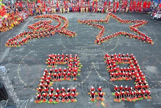世界多国领导人致电祝贺越南国庆74周年 hinh anh 1