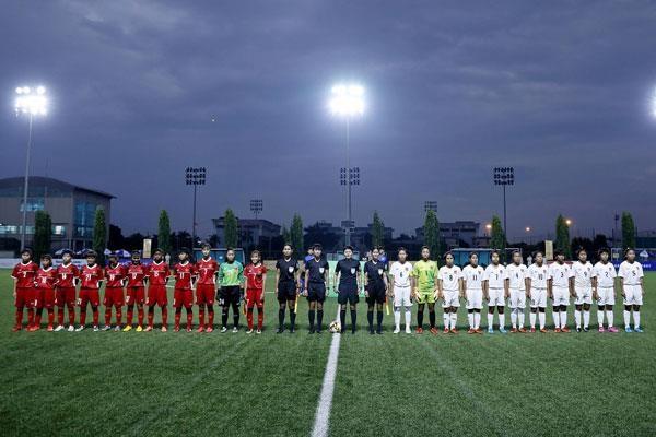 2019年U15国际女子足球锦标赛开幕 hinh anh 1