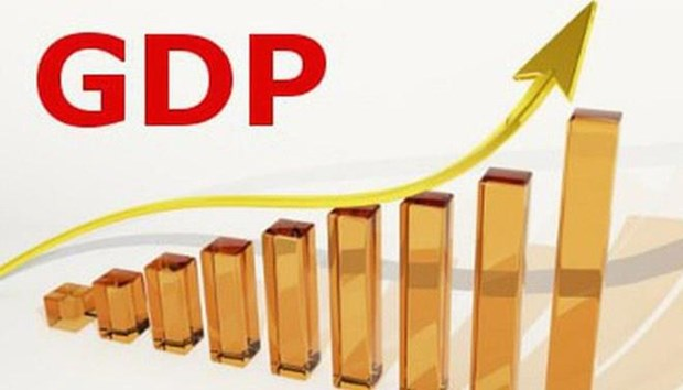 越南统计局对GDP重新评估每年增长25.4% hinh anh 1