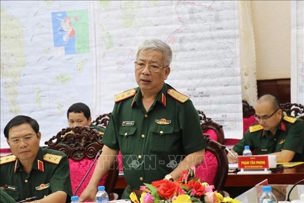 越南出席第八次首尔安全对话 hinh anh 1