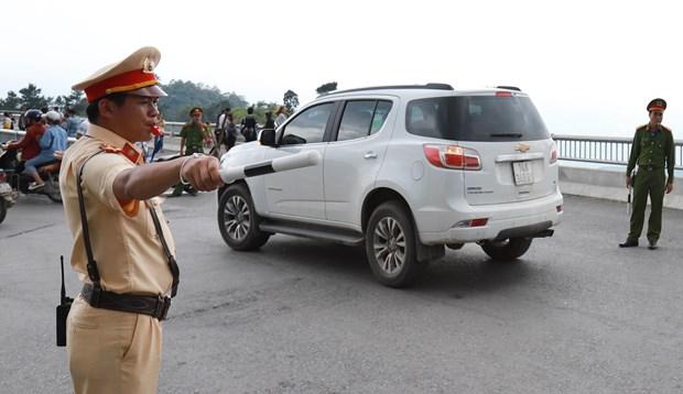 国庆三天假期越南全国发生73起交通事故 死亡人数57人 hinh anh 1