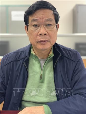 Mobifone公司收购AVG腐败案:两名前部长和12名同犯被提起公诉 hinh anh 1
