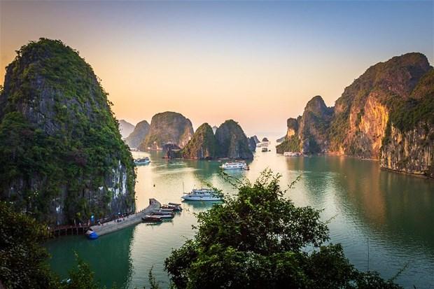 2019年前8月广宁省接待游客达1040万人次 hinh anh 1