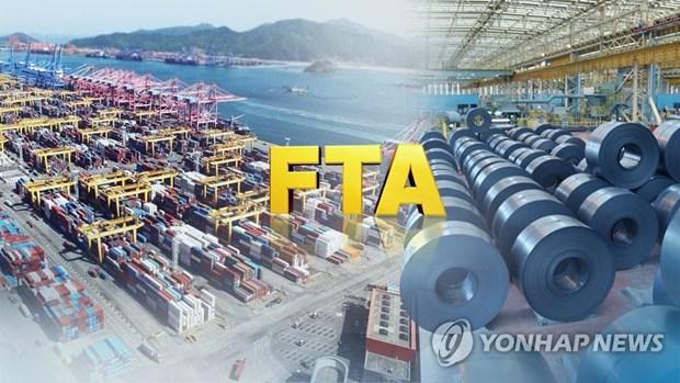 韩马将在本周内举行第三轮FTA谈判 hinh anh 1