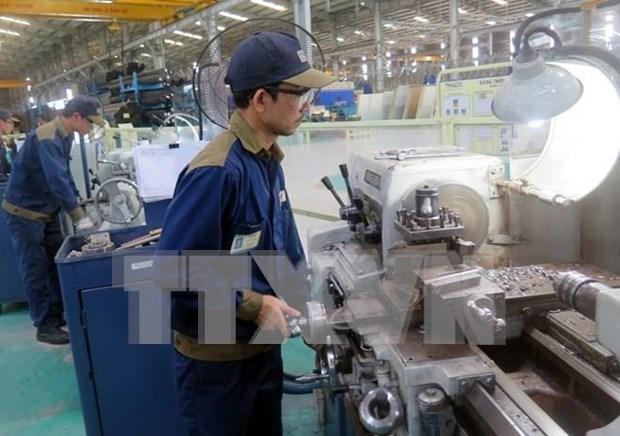 今年前8月胡志明市工业生产指数同比增长7.1% hinh anh 2