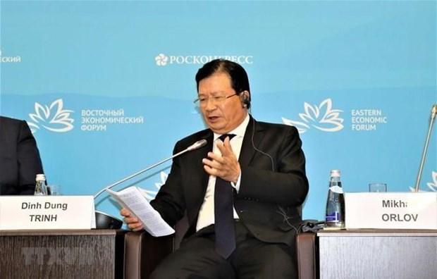 越南愿为扩大ASEAN 与EAEU的关系搭建桥梁 hinh anh 1