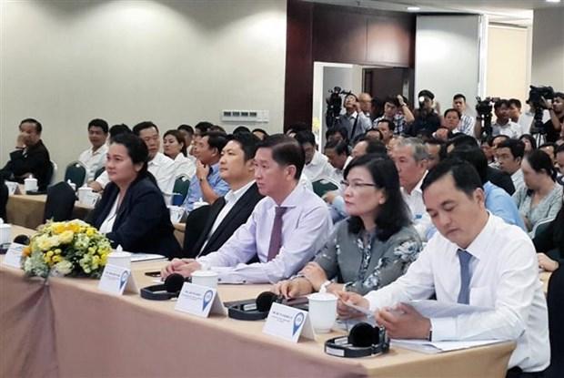 胡志明市与九龙江三角洲旅游连接论坛在胡志明市举行 hinh anh 2