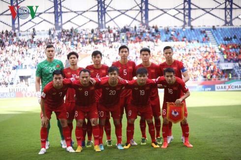 2022世界杯亚洲区预选赛第一轮:越南队对阵泰国队 hinh anh 1