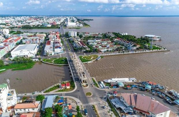 越南坚江省投入143万亿越盾大力发展沿海和海岛地区 hinh anh 1