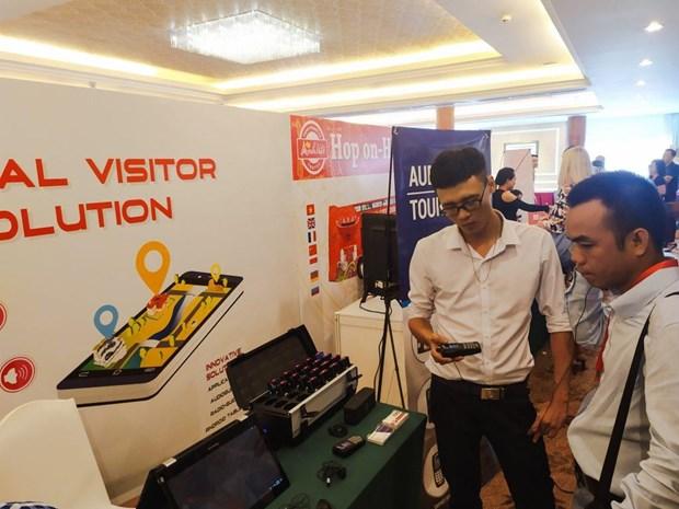 越南大力促进智慧旅游创新创业发展 hinh anh 1