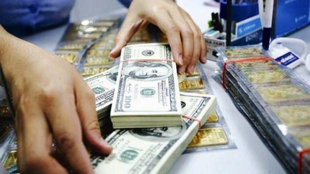 9月5日越盾对美元汇率中间价下调6越盾 hinh anh 1