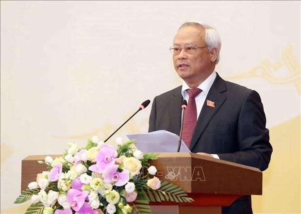 到2030年建立健全越南的法律制度体系 hinh anh 1