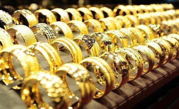 9月5日越南黄金价格继续接近4300万越盾 hinh anh 1
