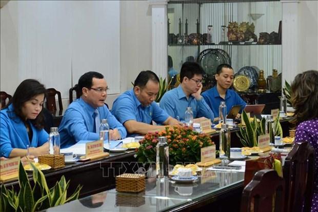 越南工会是世界工会联合会的积极成员 hinh anh 2