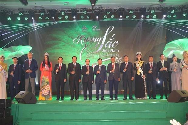 第15届胡志明市国际旅游博览会介绍传统文化特色 hinh anh 1