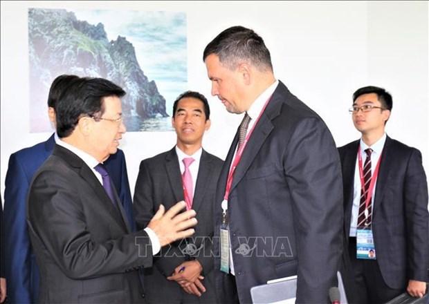 石油合作对越俄关系具有战略意义 hinh anh 1