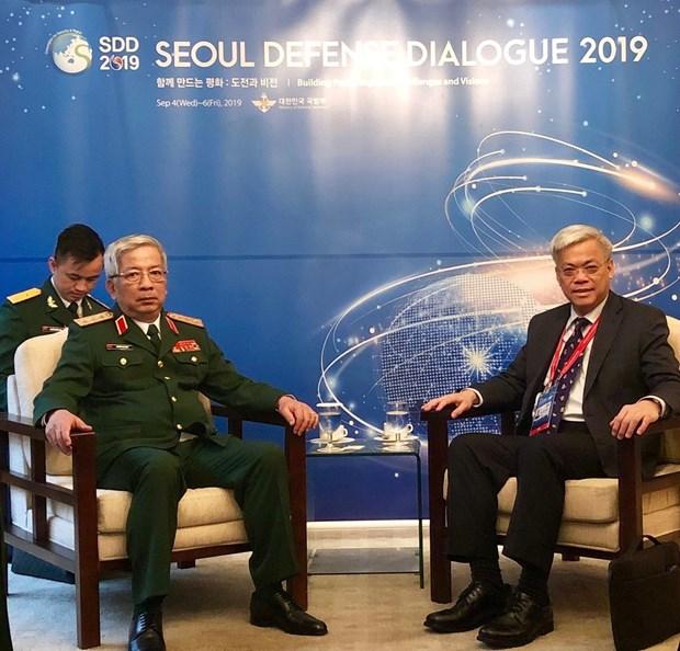 大力促进东盟与韩国全面防务合作 hinh anh 2