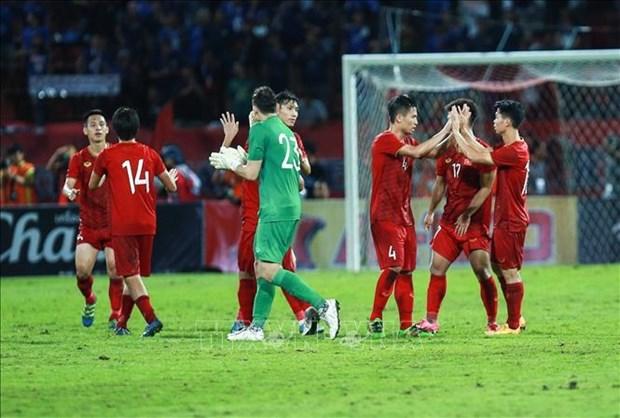 2022年世界杯亚洲区预选赛:泰国队主场 0-0 越南队 hinh anh 2
