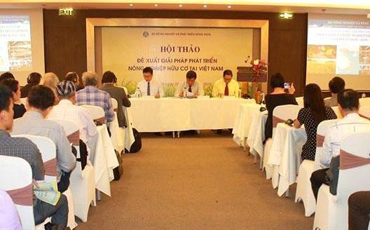 越南有机农业生产面积达到76666公顷 hinh anh 1