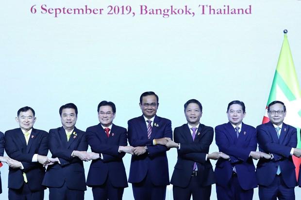 第51届东盟经济部长级会议在泰国开幕 hinh anh 1