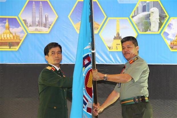 越南将承办第八届东盟维和中心网络年度会议 hinh anh 1