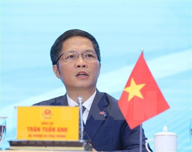 越南工贸部长:越南对区域经济合作做出积极贡献 hinh anh 1