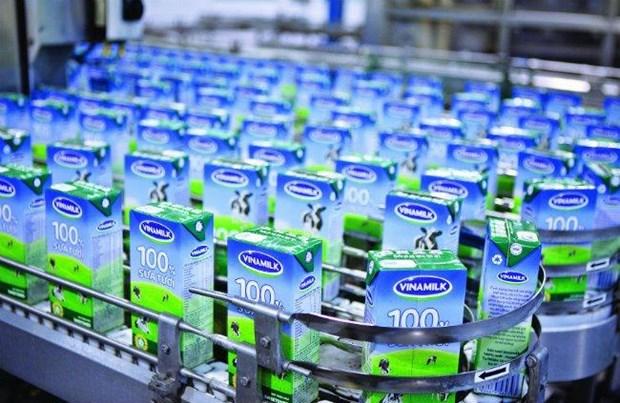 越南Vinamilk公司跻身2019年收入超10亿美元的亚洲200强企业榜单 hinh anh 1