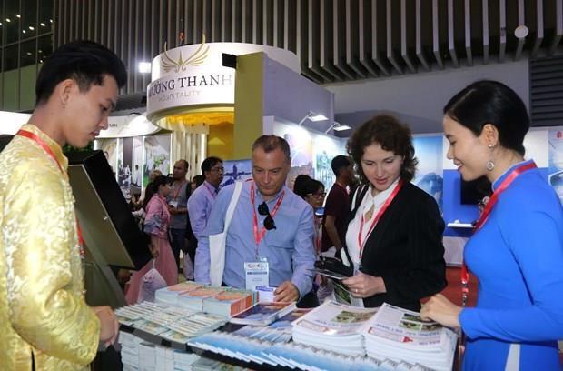 2019年第15届胡志明市国际旅游博览会参观人数达3万多人 hinh anh 1