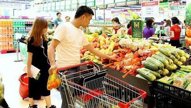 2019年越南CPI增速有可能低于预期目标 hinh anh 1