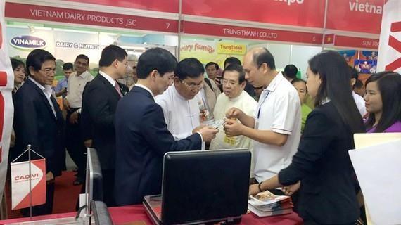 越南商品推介会在缅甸举行 hinh anh 1