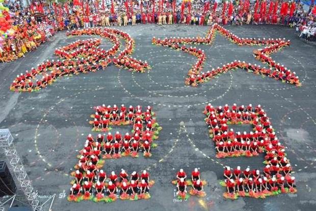 世界多国领导就越南国庆74周年继续发来贺电 hinh anh 1